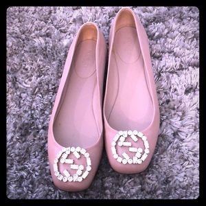 Gucci Ballet Shoe